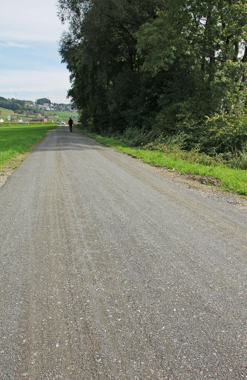 Kiesweg Schenkon